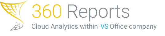 360Reports.io - Cloud Analytics within VS Office company